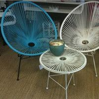 pingl par bienvenue chez vous rennes sur fauteuil acapulco et autres pinterest fauteuil. Black Bedroom Furniture Sets. Home Design Ideas
