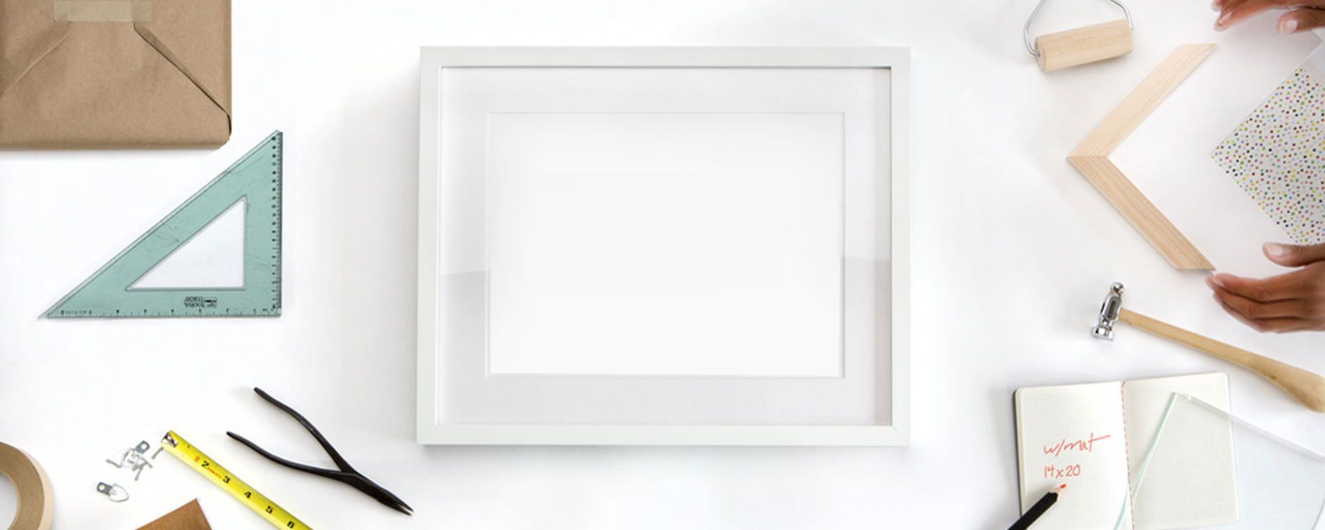 Online Custom Frames, Quality Mail-In Framing Made Easy – Simply ...