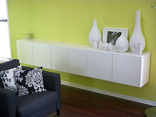 Ikea Kitchen Credenza : Smart storage solution for small spaces: the fauxdenza apartment