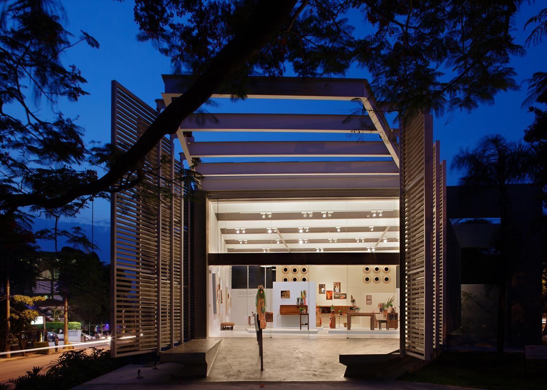 A Casa - Museu do Objeto Brasileiro - Galeria de Imagens   Galeria da Arquitetura