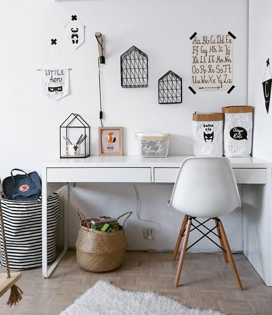 aufbewahrungskorb seagrass home office arbeitsplatz inspirationen pinterest arbeitszimmer. Black Bedroom Furniture Sets. Home Design Ideas