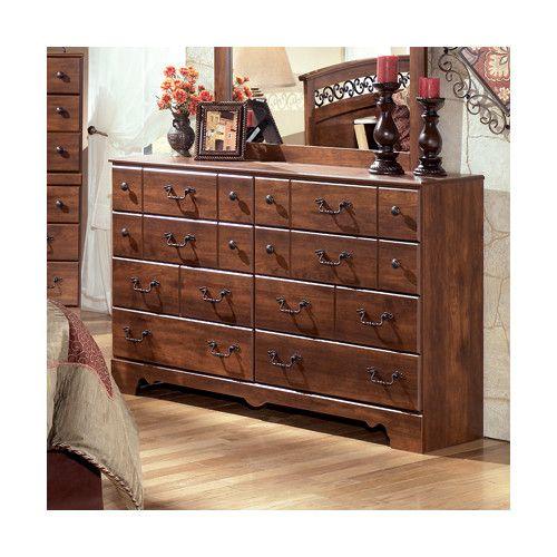 Found It At Wayfair Oakridge 8 Drawer Dresser 8 Drawer Dresser Dresser Drawers Dresser