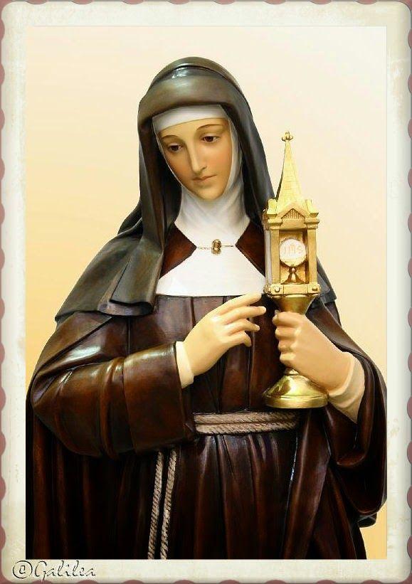 Santa María Madre De Dios Y Madre Nuestra Santa Clara De Asís 11