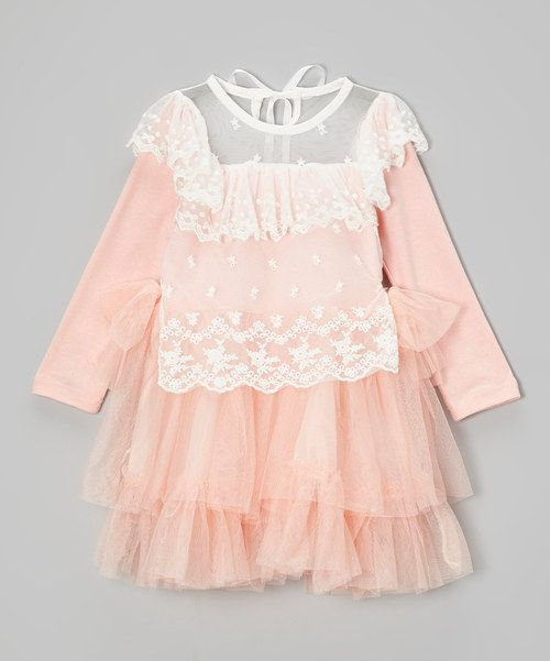 f87f8a6da It s easy for girls to look stylish when this darling dress comes ...