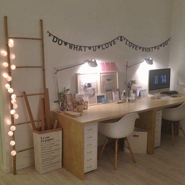 El tico n rdico de macarena gea workspace aticos decoracion oficina y estilo n rdico - Decoracion interiores valencia ...