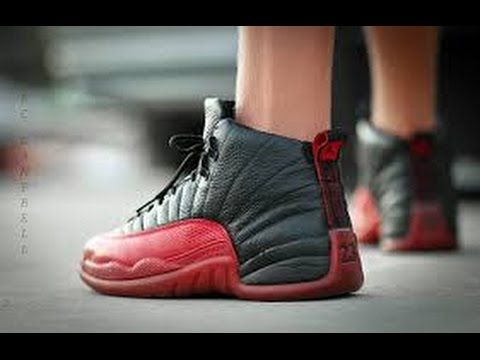 timeless design cab84 2b13e air jordan 12 flu game on feet review Ajkicks Review air jordan 12 flu game  on