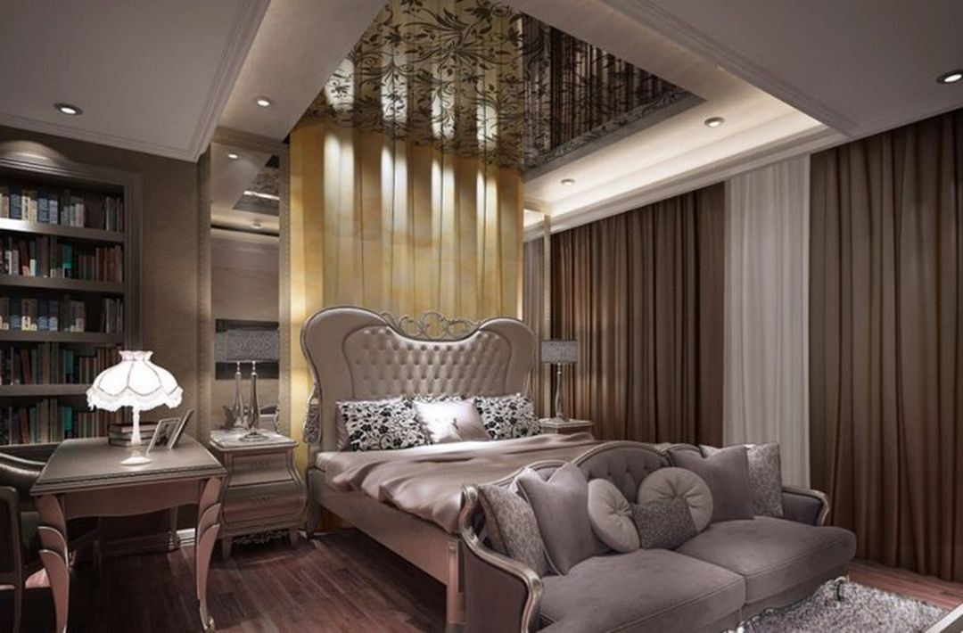 35 Best Luxurious And Modern Bedroom Decorating Ideas Classy Bedroom Luxurious Bedrooms Classy Bedroom Decor