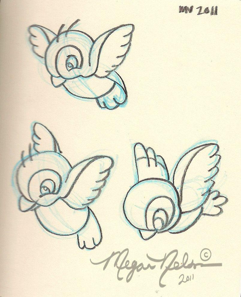 Bambi: Bluebirds by =megsmakesart on deviantART   Inspiring the ...