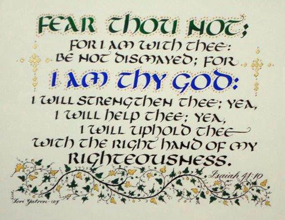Uncial font piece by lori yatron calligraphy pinterest