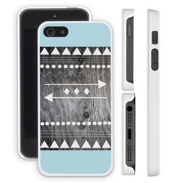 iPhone Case  Aztec Color Block by Flaash on Etsy