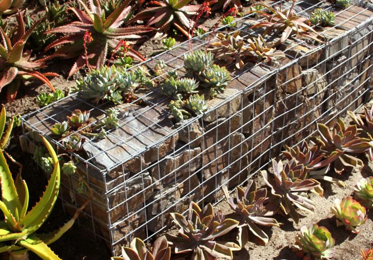 Gabion Design Ideas Gabion Wall Stone Landscaping 640 x 480