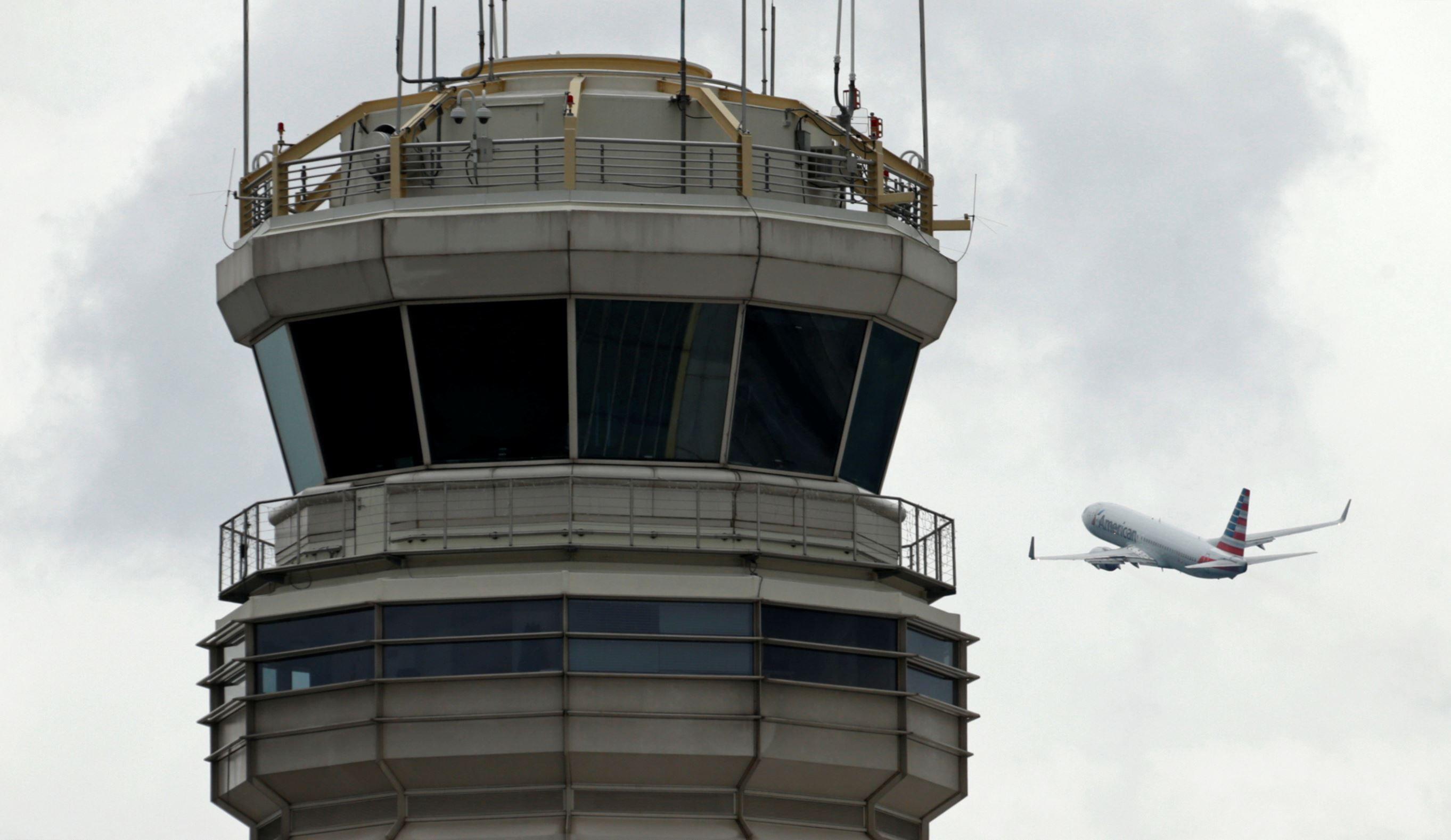 Analysis Air traffic control, Travel usa, Air charter