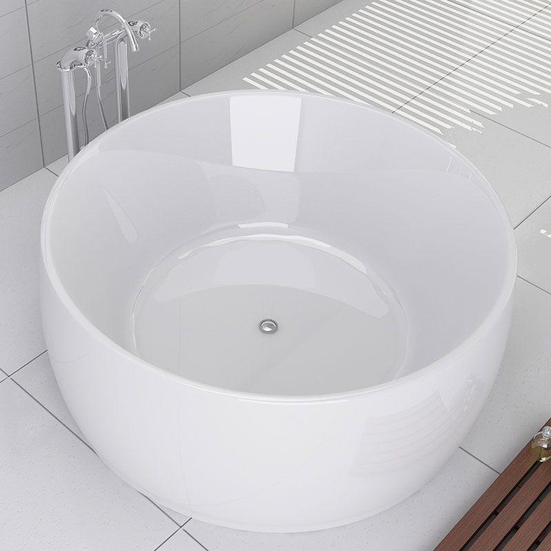 Baignoire îlot ronde, 150x150 cm, acrylique , Belem | Bath shower