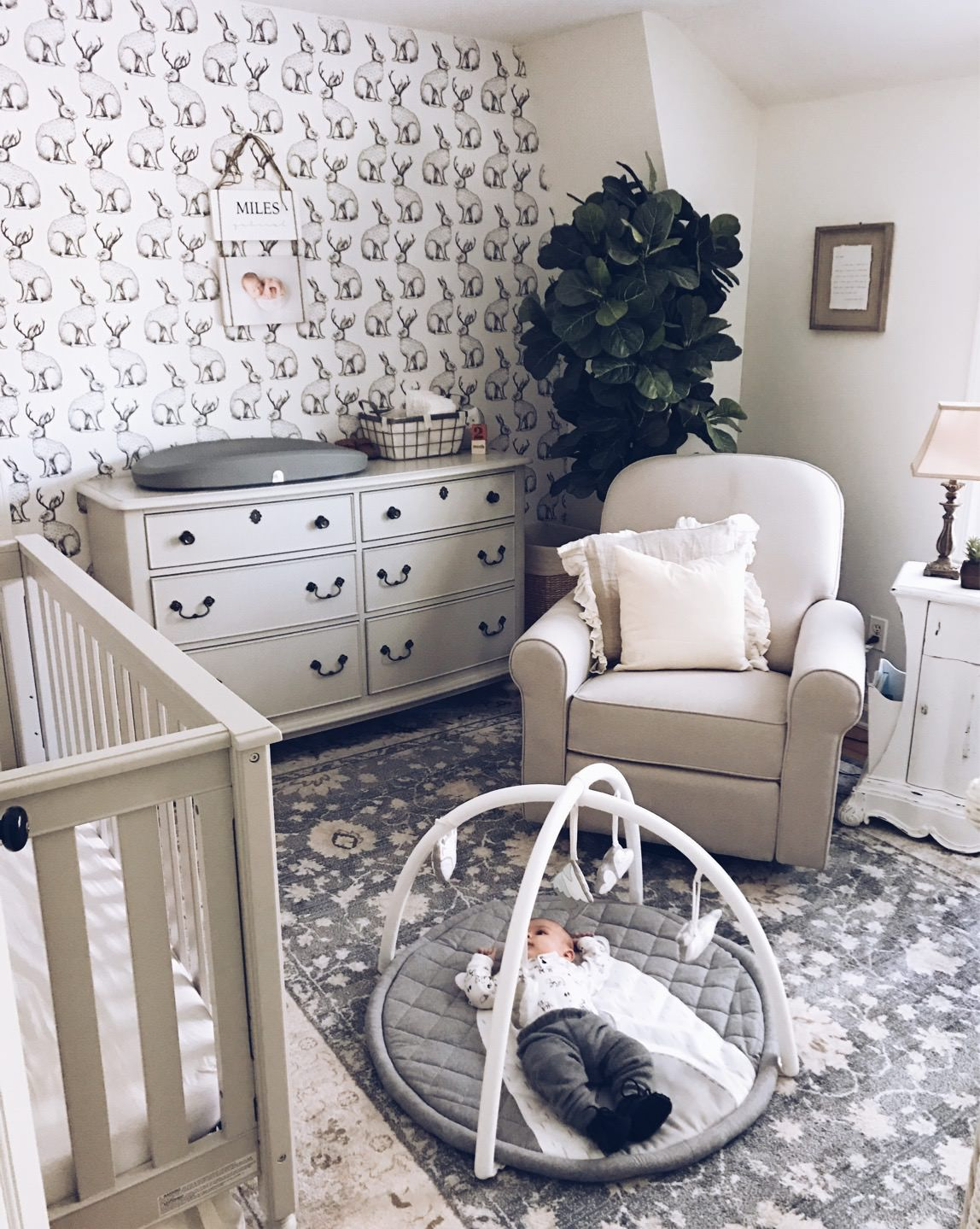 Motherhood Blogger Lynzy Co Found Her Favorite Nursery Glider For More Than 50 Off