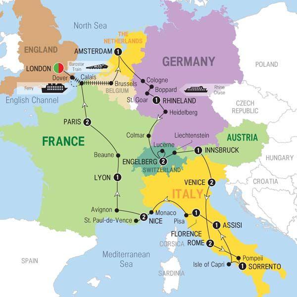Eastern Euro Tours Reviews