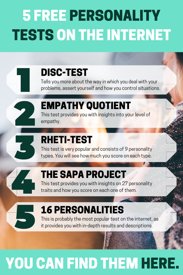 5 Personality Tests Highly Sensitive People Will love!