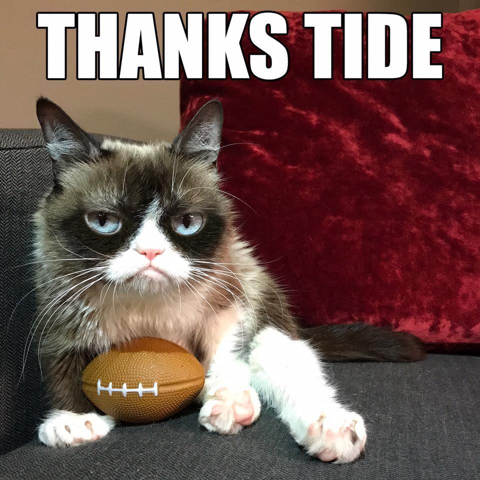 Grumpy Super Bowl!