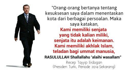 Kutipan Islam Erdogan   Islam (Bahasa Indonesia)   Pinterest   Islam