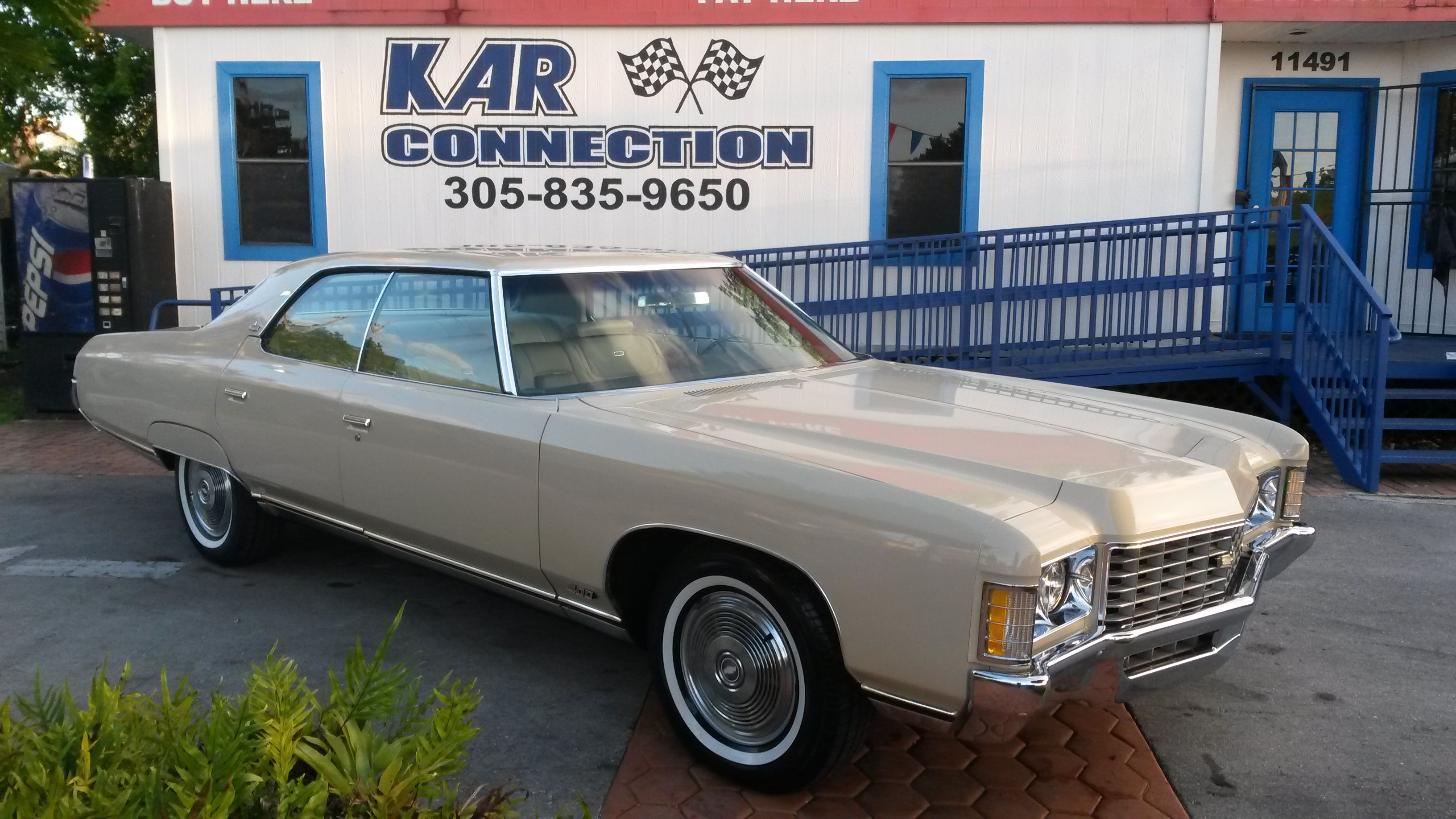 1971 Chevrolet Caprice, One Owner Amazing car. | From Old To New ...