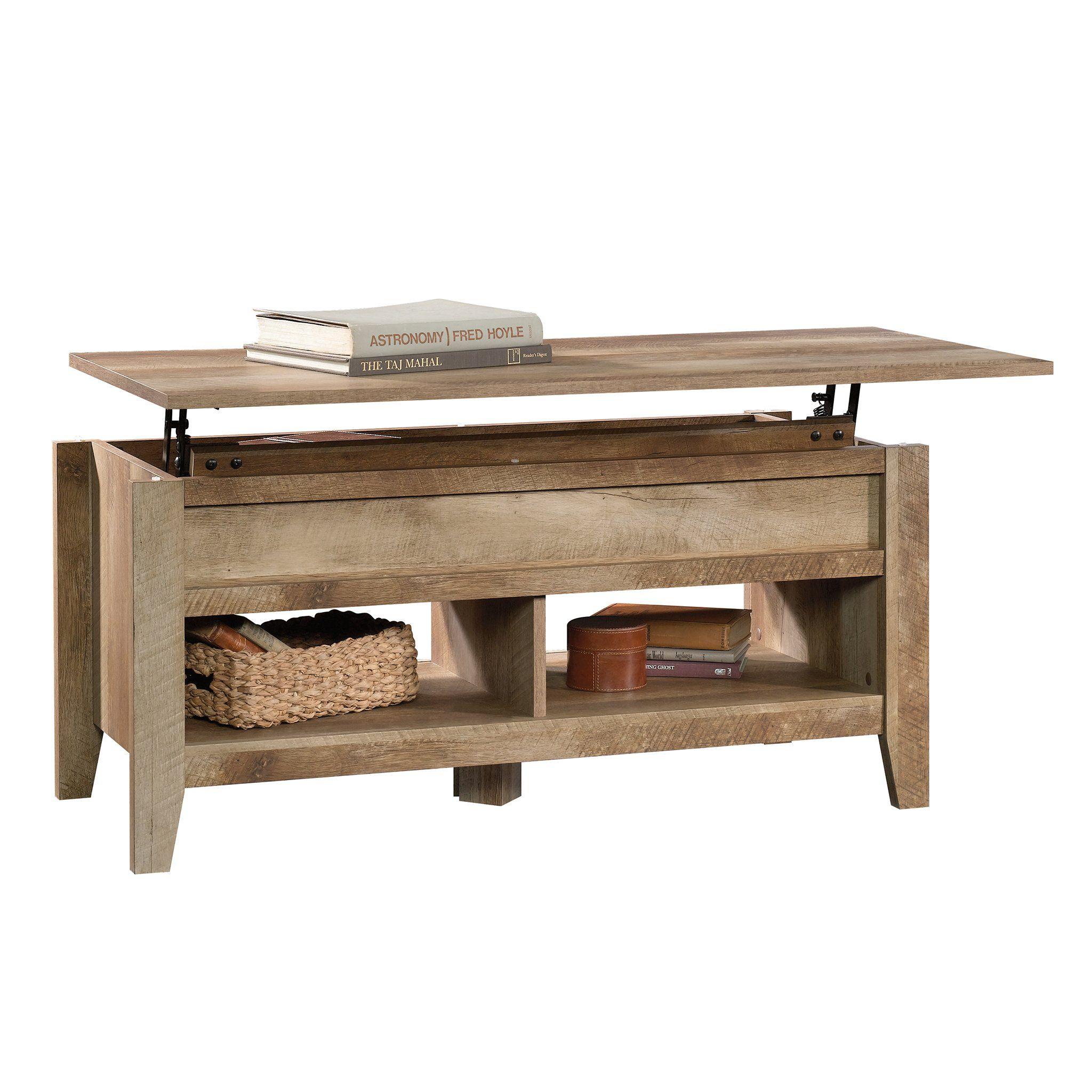 Sauder 420011 Coffee Table Furniture Craftsman Oak Coffee Table Wood Furniture Coffee Table [ 2048 x 2048 Pixel ]