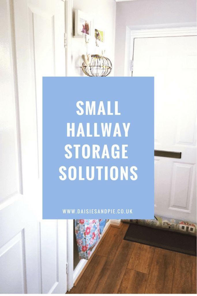 Bon Small Hallway Storage Ideas, Home Storage Ideas, Home Organisation,  Homemaking Tips