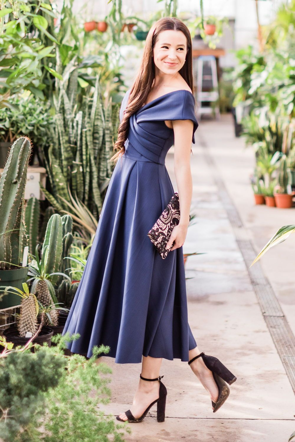 Style Guide What To Wear To A Garden Party Wedding With Images Garden Wedding Dress Guest Wedding Guest Dress Styles Navy Wedding Guest Dresses