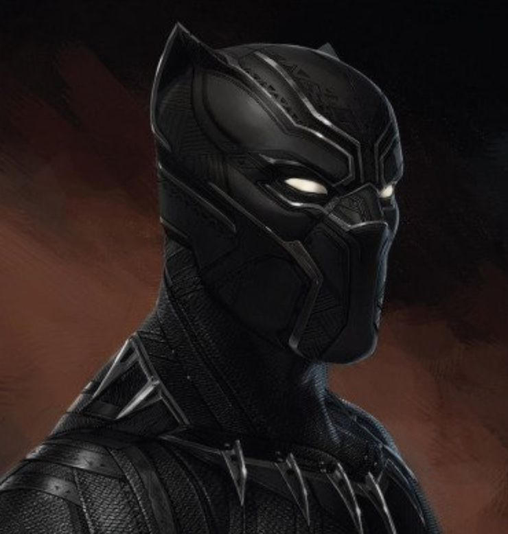 Awesome blackpanter concept art