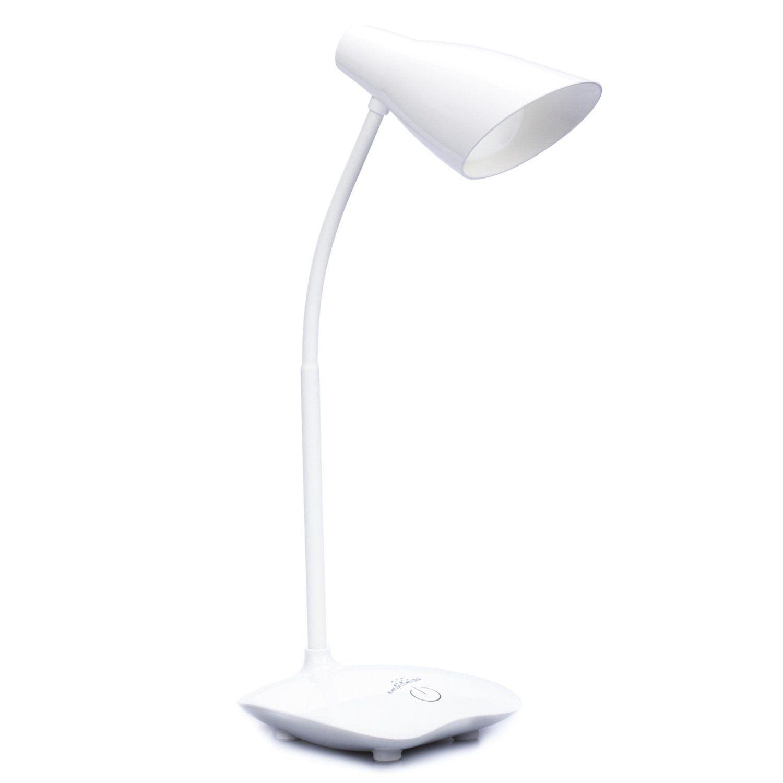 3 Mode Flexible Touch LED Table Desk Lamp Bedside Home Office Reading Light