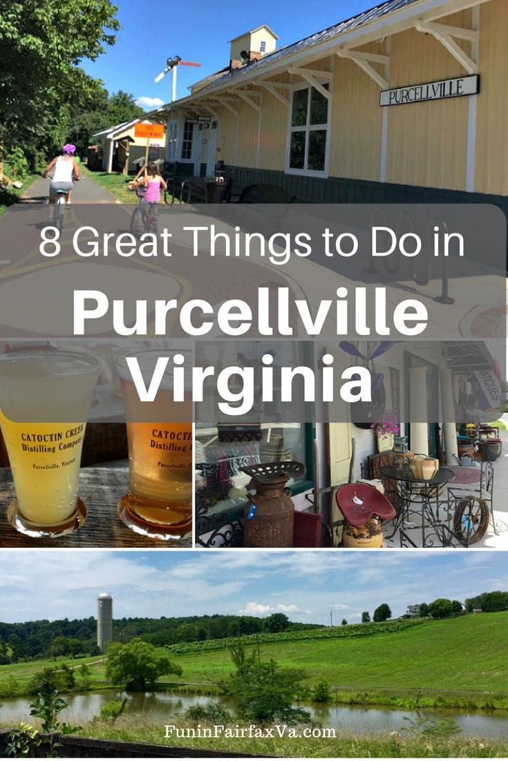 8 Great Things To Do In Purcellville Virginia Small Towns