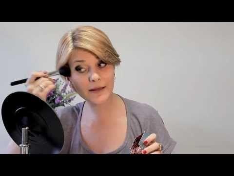Vídeo de maquiagem básica para o dia-a-dia