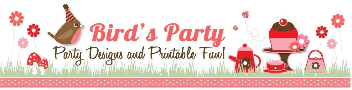 Bird's Party Blog