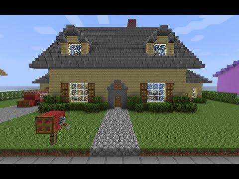 Minecraft Family Guy House Tour Minecraft House Designs Minecraft Wooden House Cool Minecraft Houses