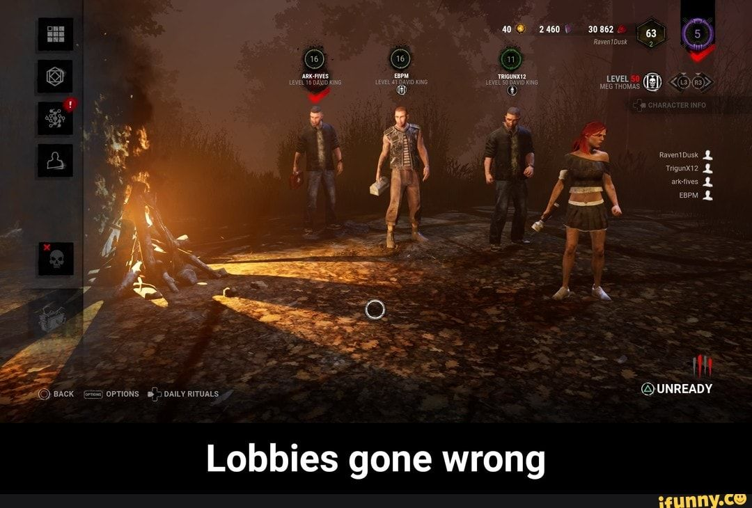 Lobbies Gone Wrong Ifunny Gone Wrong Memes Popular Memes