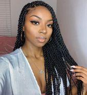 Photo of Short Twist Braids 2019 for Black Women – Twist Hairstyles …
