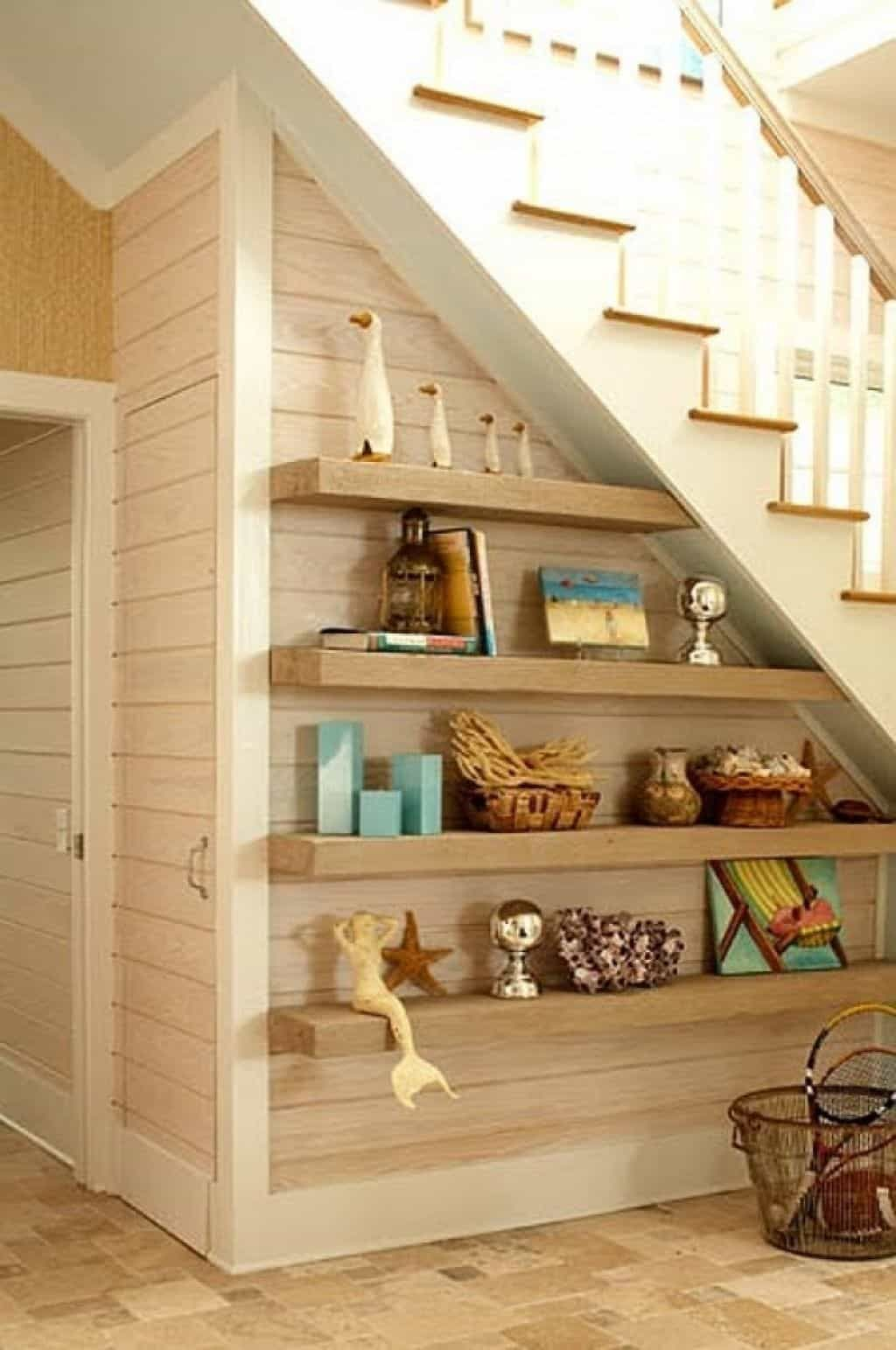 Decorating Ideas For Under Stairs (With images) House