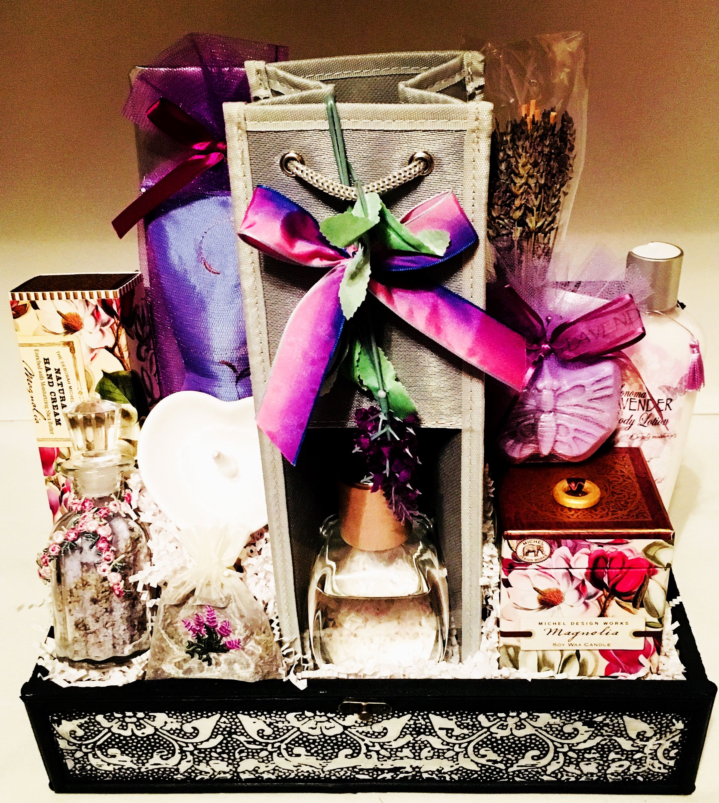 Great Way To Make Someone Feel Special Gift Baskets