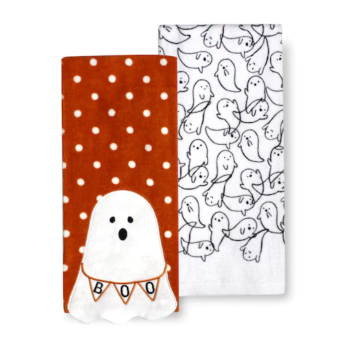 Whimsical Ghost Boo  NOT scary Halloween