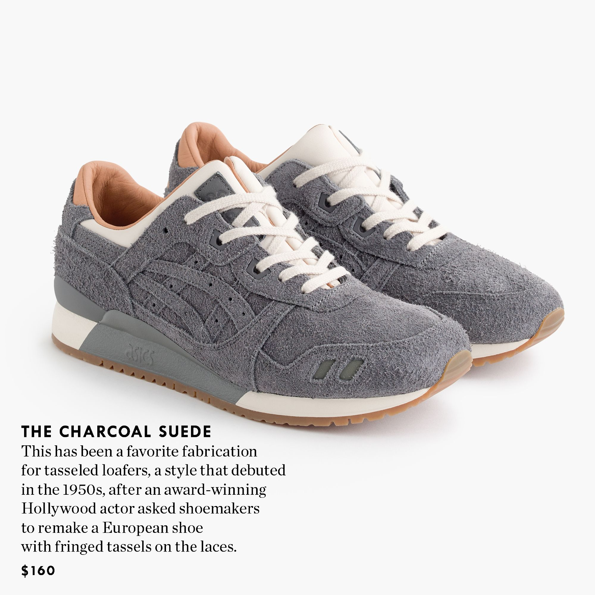 Packer X J Crew X Asics Tiger 1907 Collection Sneakers