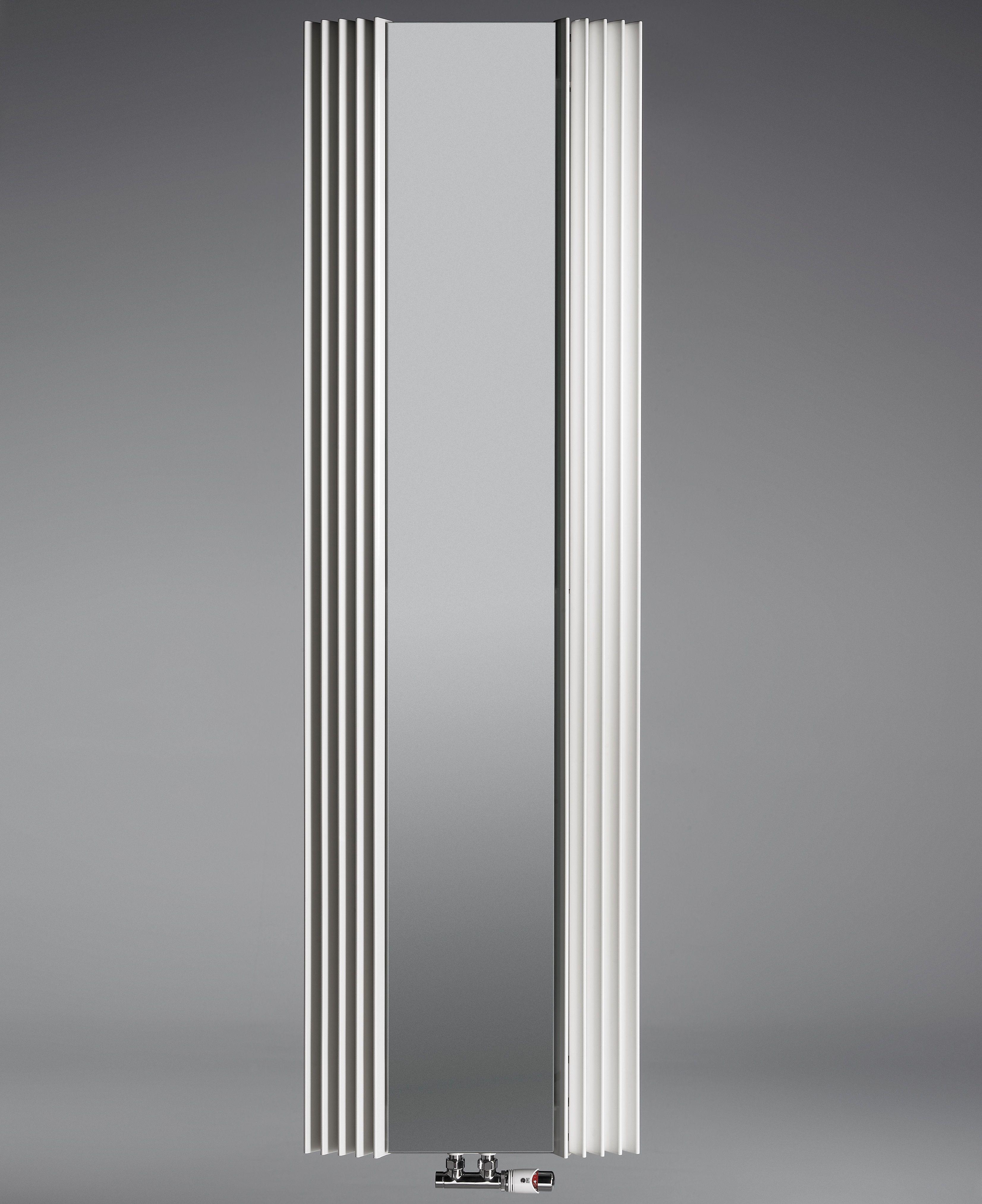 Design Heizkörper mit Spiegel mit LED Licht In dieser Kategorie ...