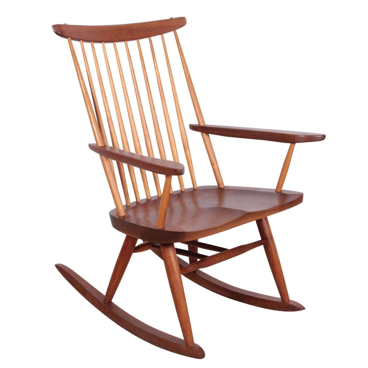 george nakashima rocker george nakashima rockers and rocking chairs