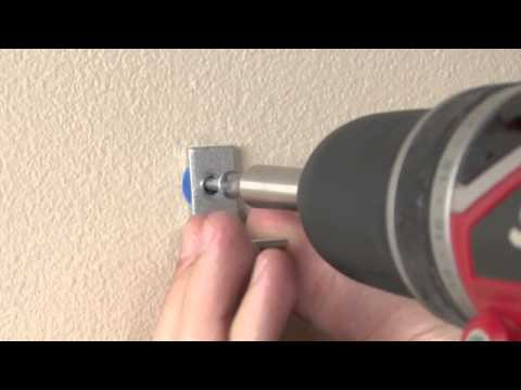 23 How To Install A Drywall Anchor Youtube Wall