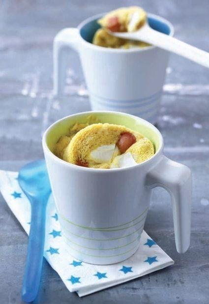 Mug cake Knacki® | Recette en 2020 | Recette mugcake ...