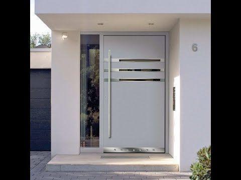 Puertas De Aluminio Modernas Para Exterior Youtube Puertas De Aluminio Exterior Puertas De Aluminio Puertas De Aluminio Modernas