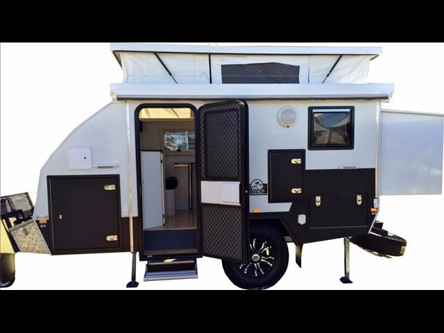 New Jawa Trax 12 Offroad Hybrid Caravan Sleeps 4 For Sale In