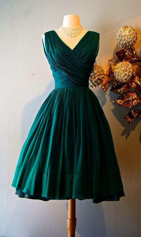 50s Dresses Edmonton Vintage 1950s Cocktail Dress | Hotline Blling 8 ...