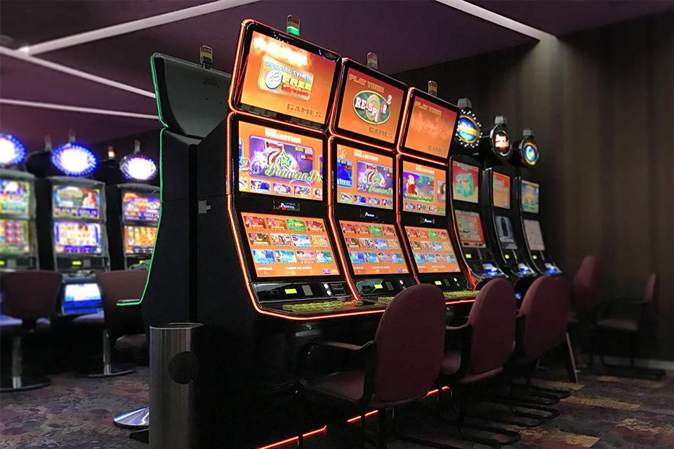 Mexico Slot Machines
