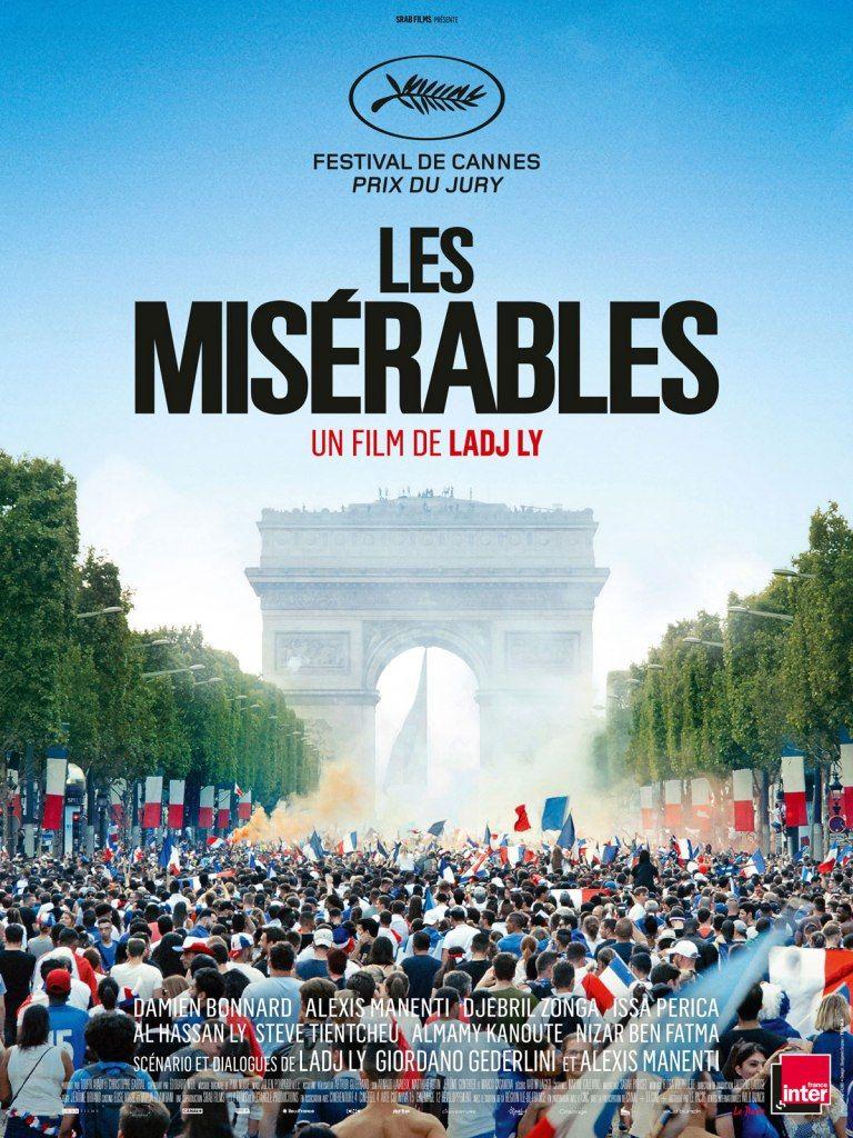 Les Miserables 2019 Les Miserables Festival De Cannes Cine Frances