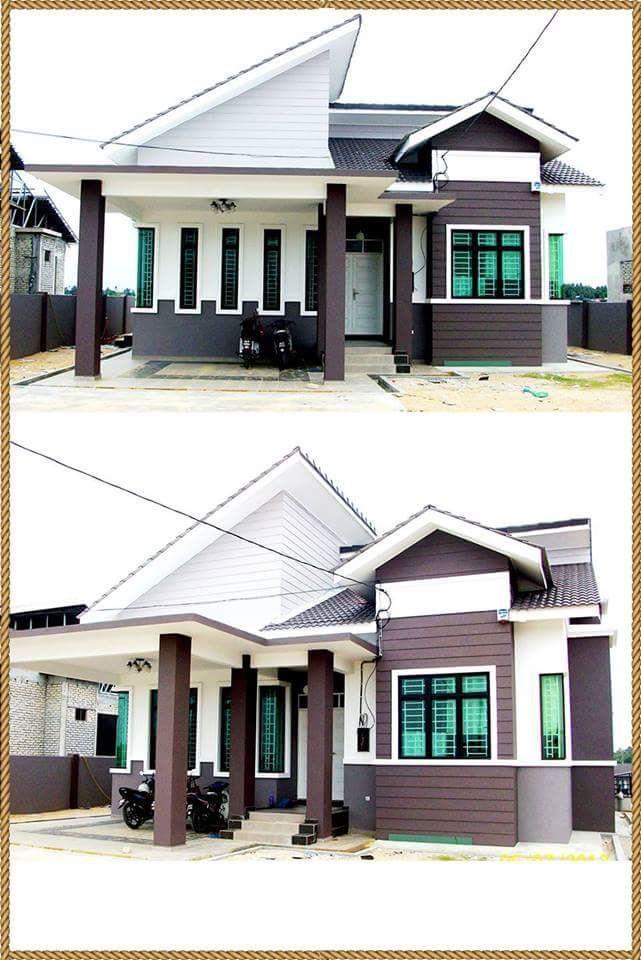 Reka Bentuk Rumah Banglo Moden Design Rumah Terkini