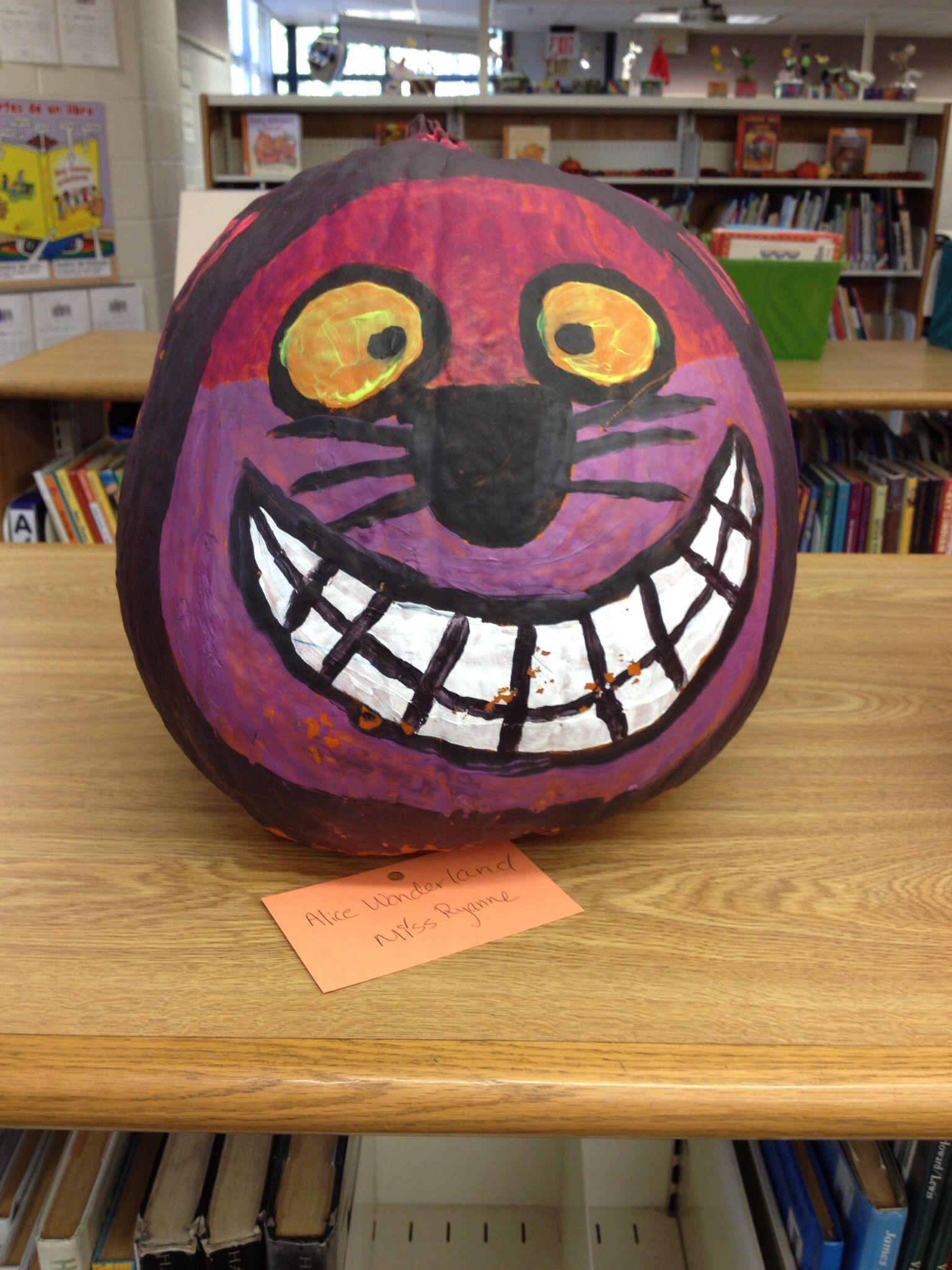 Book Character Pumpkin Decorating Contest Naramake