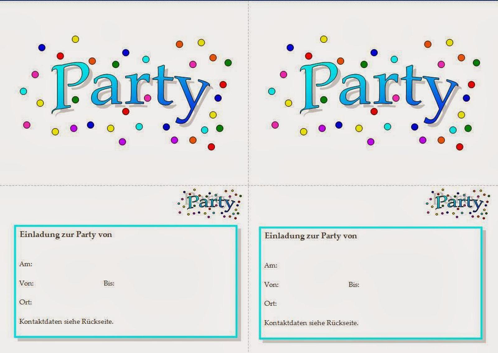 Einladungskarten Geburtstag Einladungskarten Geburtstag Kinder